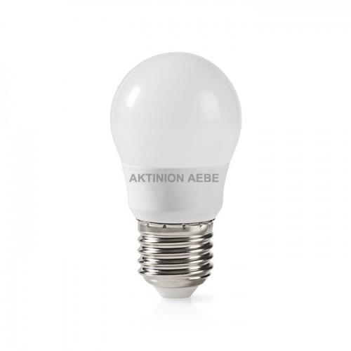 NEDIS LEDBE27MINI2 Λάμπα LED E27 G45 5.8W θερμό λευκό φως 470 lumen