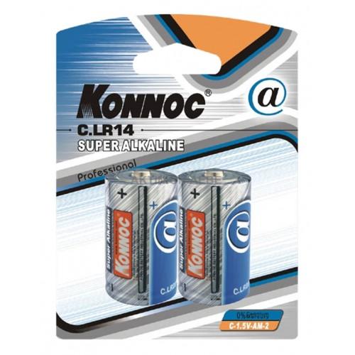ALK-14 ΜΠΑΤΑΡΙΑ KONNOC   Μπαταρίες - Energy