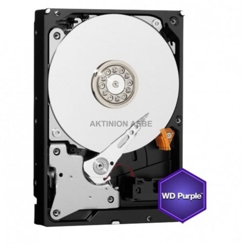 WD PURPLE 2TB 3.5'' Εσωτερικός σκληρός δίσκος