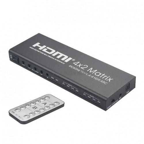 MATRIX HDMI 4:2